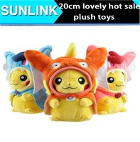 Wholesale About cm lovely hot sale Poke Plush Doll pendant styles Soft Cute Plush toy doll can be as gift for child