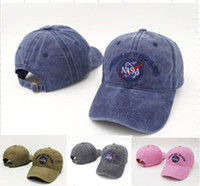 Wholesale Fashion Show Movies - 2017 Fashion Caps I NEED MY SPACE NASA Meat Ball Cotton Martin Show dad hat snapback bone Baseball cap Movie Love Basketball casquette
