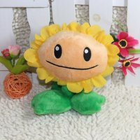 Wholesale Plants Vs Zombies Party - 3 Styles Plants vs Zombies Plush Toys 14-16cm Plants vs Zombies Soft Stuffed Plush Toys Doll Baby Toy for Kids Gifts Party Toys
