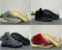 Wholesale Y3 Boots - Y3 Tubular Instinct PK Mens Running Shoes High Top Sneakers Y-3 Boots Tubular Training Shoes Size 40-44