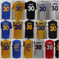 Wholesale College Sports Wear - Men CURRY #30 college Jerseys Throwback Classic Current Sport Shirt Wear Adult boy Shirts Stitched Jerseys top Quanlity Mix Order 17 style