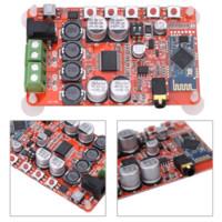 Wholesale Part Class - TDA7492P 50W+50W Digital Amplifier Board CSP8635 Bluetooth 4.0 Chip BT Audio Receiver Amplifier Board Module Parts