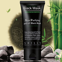 Wholesale Newest ml SHILLS Deep Cleaning Purifying Peel Off Black Mud Facail Face Mask Remove Blackhead Facial Mask Shills Masks