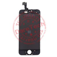 Wholesale Iphone 5c Screen Dhl - Grade A +++ iPhone LCD Display Touch Screen Digitizer Full Assembly for iPhone 5C Replacement Repair Parts DHL shipping