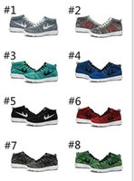 Wholesale Type Shoe Men - 2017 type of flying line knit hot sale men sport yin-yang shoes oreo 2.0 breathable discount running shoes size are 40-45