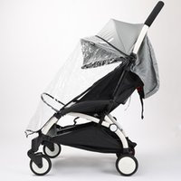 Wholesale Cheap Car Coats - Wholesale- Babytime Universal baby stroller accessory Baby carriages rain cover good quality cheap price baby rain coat car-covers R01