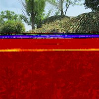 Wholesale 2x3m Camouflage Net - Wholesale-2X3M Hunting Jungle Cover Camouflage Woodland Multi-purpose Camo Netting Camping