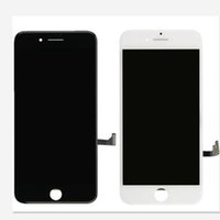 Wholesale Lcd Iphone Testing - Grade AAA New Test Tianma LCD Touch Screen Replacement Digitizer With Frame For iPhone 7g 4.7inch or 7 Plus 5.5Inch