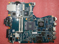 Wholesale VAIO VPCF Series Laptop Motherboard For Sony MBX V081 MP P J03 Rev System Board