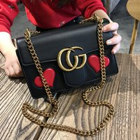 Wholesale Satchel Evening Bag - Luxury Designer Shoulder Bag Famous Brand High Quality Woman Evening purse Chain Bags Woman Tote Handbag Evening 2017 wholesale