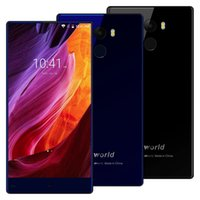 Großhandel 4G Smartphone 5,5 Zoll Android 7,0 Quad Core 3 GB RAM 32 GB ROM 13MP Kamera Fingerabdruck 2850 mAh Vkworld Mix Plus