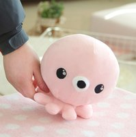 sea games Canada - 20cm The legend of the blue sea Pink octopus doll Octopus plush toys with the gifts