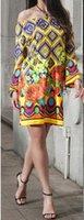 Wholesale Generation Lanterns - Sexy dress strapless dress 2017 spring summer new large size women one generation