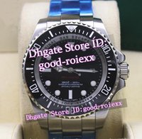 Wholesale Hunter Mens - Top Mens Automatic Glidelock Clasp Watch Men AAA Basel Ceramic Bezel Luminous Sea Pro Hunter Watches Sapphire Sport Dive Steel Wristwatches