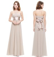 Wholesale Cake Sexy Model - Sell like hot cakes! cheap new Sexy Long Evening Party Bridesmaid Dress
