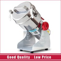 Cheap Free shipping 700G Big Capacity Electric Herb Coffee Beans Grain Grinder 110V 220V Food Grinder Mill Powder Machine