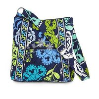 Wholesale satchel messenger online - Cartoon Pattern cotton Crossbody Bag Shoulder Bag Purse Satchel Messenger