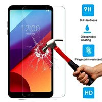 Wholesale Screen L9 - For LG G5 G6 tempered glass screen protector Glass Film 0.3mm 2.5D 9H for model LG K4(2017) K10 XPOWER2 LS777 X-POWER2 with opp package