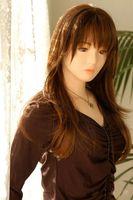 bonecas gratis venda por atacado-Sex shop tamanho vida verdadeiro silicone bonecas sexuais lifelike vagina ass realista blow up boneca japonês sexy toy para homens frete grátis