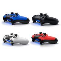 контроллеры playstation ps4 оптовых-PS4 Беспроводной игровой контроллер PS4 беспроводной Bluetooth игровой контроллер джойстик геймпад PlayStation 4 джойстик для видеоигр прямая поставка