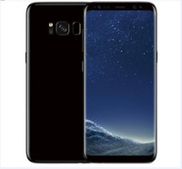 Wholesale Dual Sim Card Tv - Goophone S8 G9500 S8+ MTK6592 Octa Core shown 4G LTE 64bit 5.6inch Android 7.0 Unlocked 3G RAM+64G ROM Cell phone