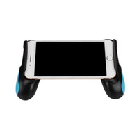Wholesale hand game controller for sale - Group buy Hand Grip Joypad Game controller Case Plastic Material Hand Grip Handle Stand Joypad Stand Case supports inches Smartphones
