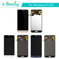 Wholesale Galaxy Screen Assembly - LCD Screen For Samsung J3 J320 Display J320M J320P J320Y J320F Touch Screen Digitizer Assembly Replacement with Free DHL Shipping