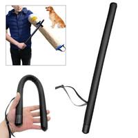 Wholesale german cartoons - Soft Dog Training Split Stick For Schutzhund Police K9 German Shepherd Beagle Pet Sport Toy