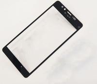 celulares da microsoft venda por atacado-Vidro exterior novo para a substituição da lente do vidro dianteiro de Microsoft Nokia Lumia 950 nas peças do telefone móvel