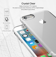Wholesale Soft Silicone Tpu Gel Case - Ultra Thin 0.3mm Transparent Clear Soft Gel TPU Case for iPhone 7 6S 4.7inch Plus 5.5inch Flexible Silicone Case