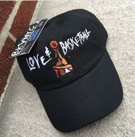 şapkaları göster toptan satış-Martin Gösterisi Kap beyzbol Retro Baba Şapka Drake OG Özel 90 s X Logosu Vtg Kanye West Aşk Basketbol casquette şapkalar erkekler kemik yağma