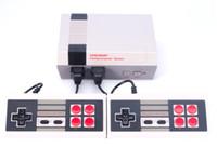 video oyunları player konsolu toptan satış-HDMI Mini Klasik TV Oyun Konsolları CoolBaby 600 Model video Oyun Oyuncu Için 600 NES HD Oyunlar Konsolu