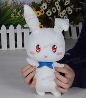 Magical Girl Lyrical Nanoha ViVid Cute bunny doll 100% Handmade Plush Toy Cosplay dolls