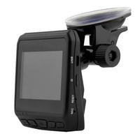 Wholesale Car Dvr Modules - Amba A12 Car DVR Recorder Built-in GPS Module GPS Track ADAS Function 1080p HD Car Dash Cam Car Camera Recorder