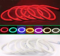 néon flex achat en gros de-Néon de LED Flexible lumière 12V 2835 SMD 120LED néon ultra lumineux pour le signe de la décoration personnalisé DIY mené annonçant le signe de néon Flex