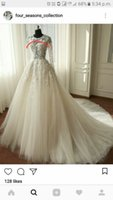 Wholesale Customer Wedding Dresses - Specially customized a dress for our customers Wedding