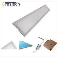 Wholesale ul housing resale online - 2ft ft LED panel lights W W LED ceiling lamp indoor lighting home office kitchen bathroom using aluminum housing