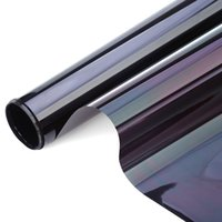 Wholesale Black Tint Film - High Quality 300 x 50CM Car Window Tint Solar Film Heat Reduction Insulation Sticker Anti-UV 187194201