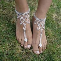 Alloy Beach Wedding Feet Accessories