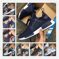 Wholesale Discount Leather Shoes For Women - Discount Cheap New Original NMD XR1 Fall Olive green Sneakers Women Sneakers Men Youth Running Shoes For men sports shoe Eur 36-45 US 5-11