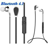 Wholesale Wholesale Command Hooks - Bluedio N2 Bluetooth Headset V4.1 Earphone HIFI Wireless Sports Stereo Headphone Sweat Proof Muti-point Connection Voice Command US05