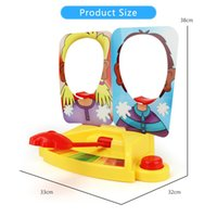 Wholesale Pie Games - PIE double cream hit face Pa Pa machine table game show face machine