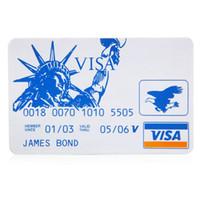 "Wholesale James Bond Pick Set - Brand New Credit Card Lock Pick Set ""James Bond"" Mini Pickset in Your Pocket"