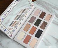 Wholesale Mua Eyeshadow Palette - NEW LORAC Makeup California Dreaming EyeShadow Palette 12 color Eyeshadaw naked kkw tarte kylie mua MOR LOS ANGELES free shipping