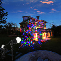 Wholesale Decoration Flame Light - MJJC Led Projector Lighting with Flame Waterproof Magical Spotlight for Indoor Outdoor Christmas Festival Decorations for Garden Landscape