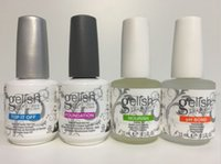 Wholesale Gel Polish Prices - Factory wholesale price harmony gelish gel polish top coat nail polish gel top coat no wipe soak off organic gel nail polish