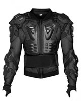 Wholesale off road armor - Motorcycle Body Armor Motocross Protective Gear Shoulder Protection Off Road Racing Protection Jacket Moto Protective Clothing