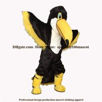 Wholesale Birds Carnival Costumes - High quality carnival adult Toucan mascot costume free shipping,Real pictures deluxe party the bird toucan mascot costume factory direct