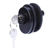 Wholesale B Lock - Zinc Alloy Trigger Lock with 2 Keys for Firearms Pistol Air Rifle Shotgun Ultralight Strong Shotgun Hunting Accessories +B