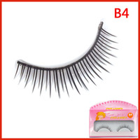 Wholesale Cheap Fake Lashes - Cheap and High quality False Eyelashes Eyelash Extensions handmade Fake Lashes Voluminous Fake Eyelashes For Eye Lashes Makeup